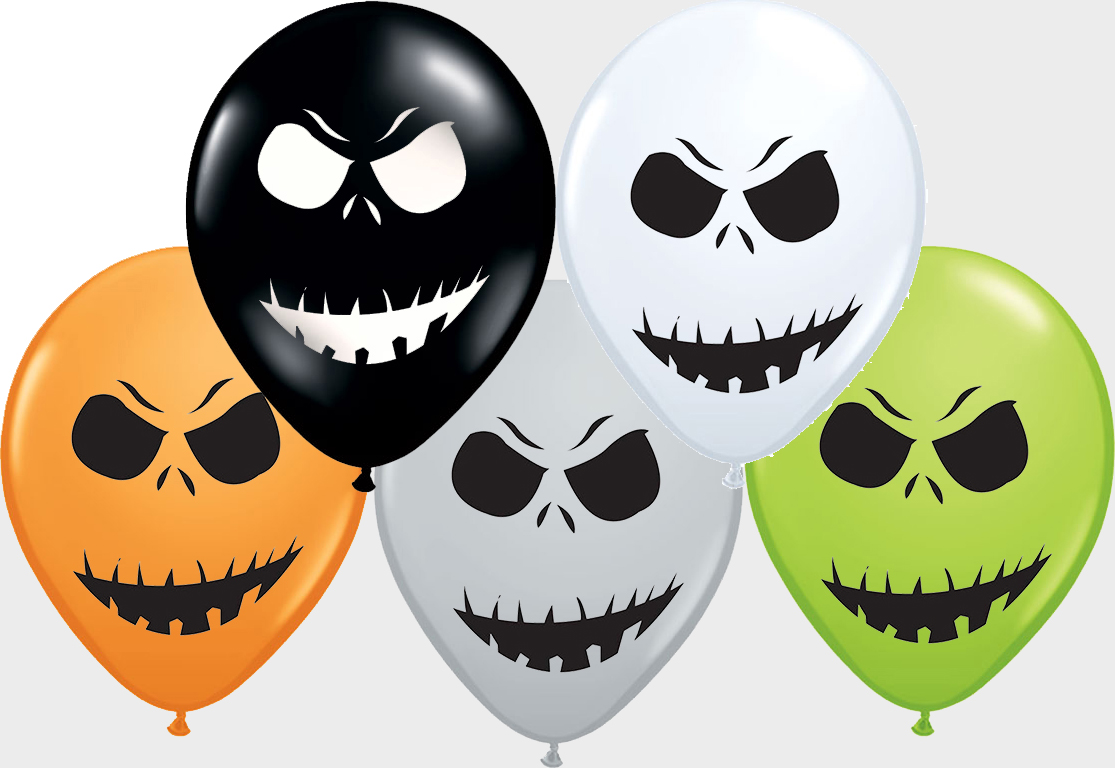 Scary Face Assortment